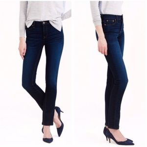 J Crew Reid Cone Blue Wash Denim Jeans size 27